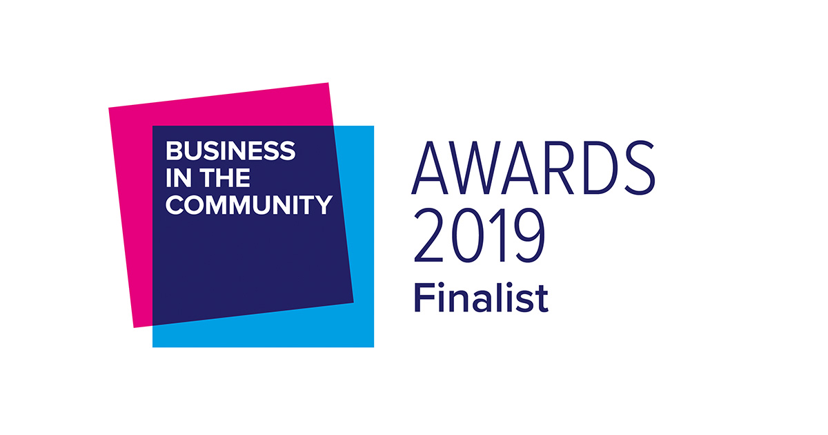 Business In The Community Awards Finalist 2019