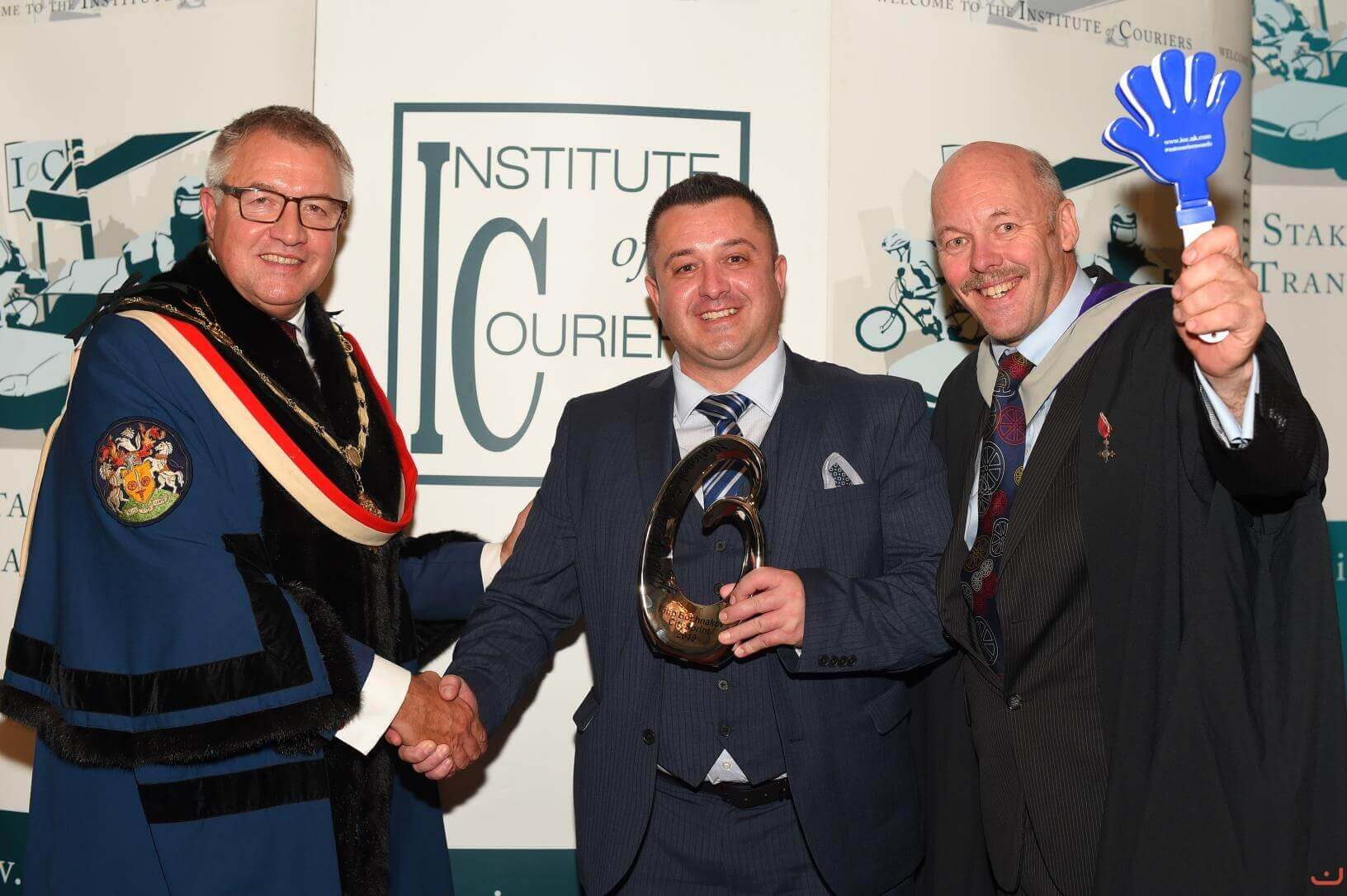 national courier awards 2019
